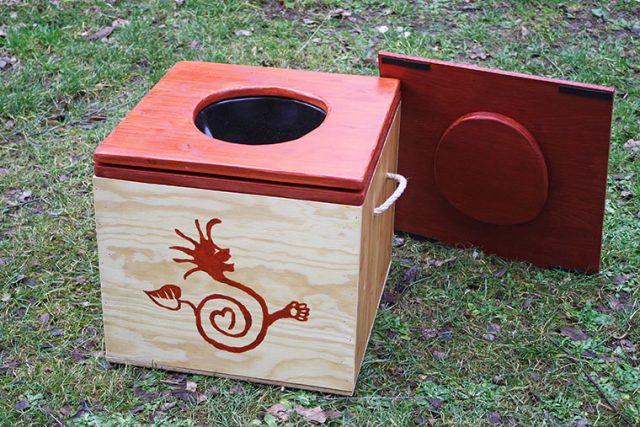 Kompostklo
